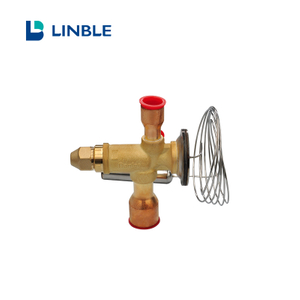 Expansion valve for cold room